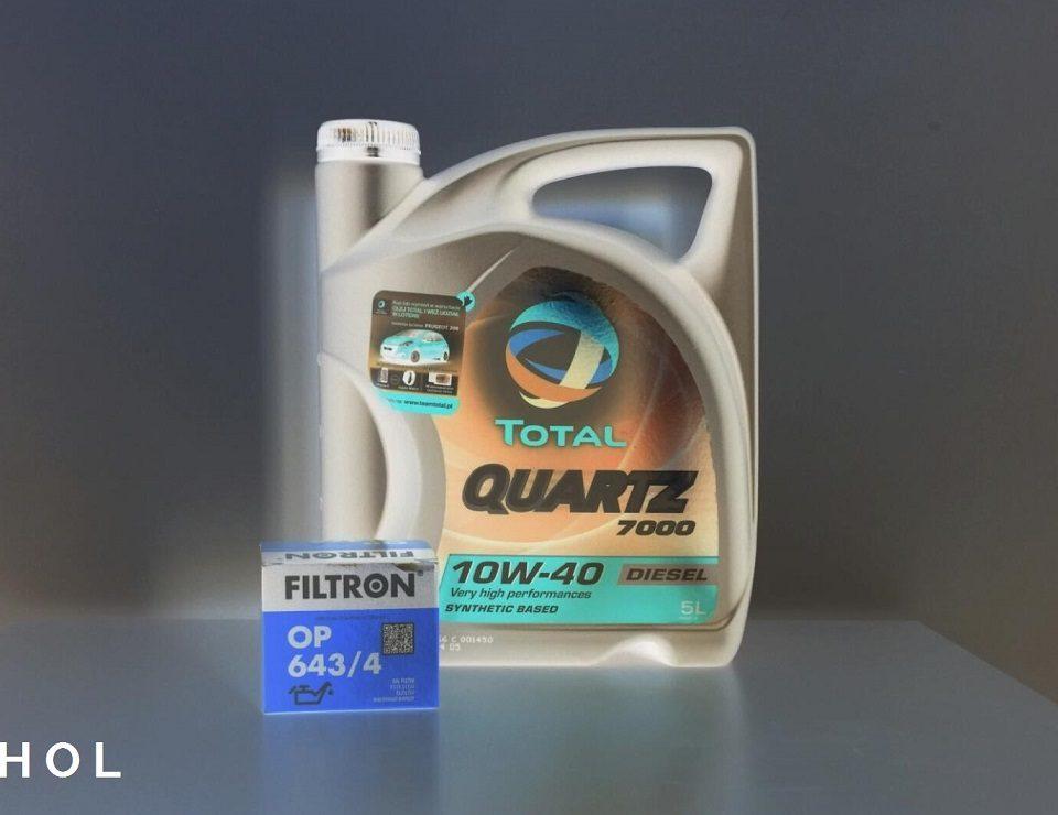KONKURS! Wygraj olej silnikowy i filtr indywidualnie dobrane do Twojego auta! 2