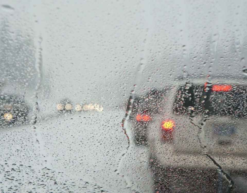 wilgoć w samochodzie