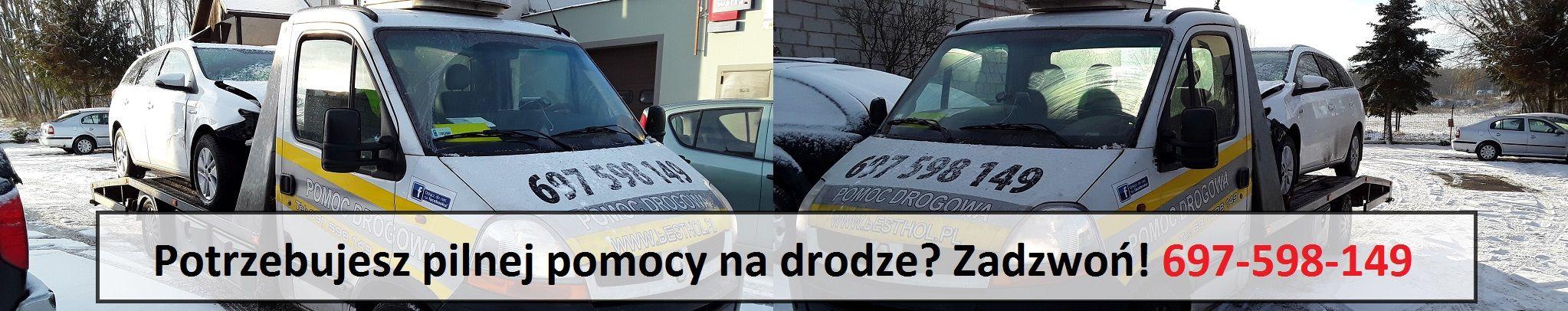 Profesjonalna i tania pomoc drogowa w Warszawie 3