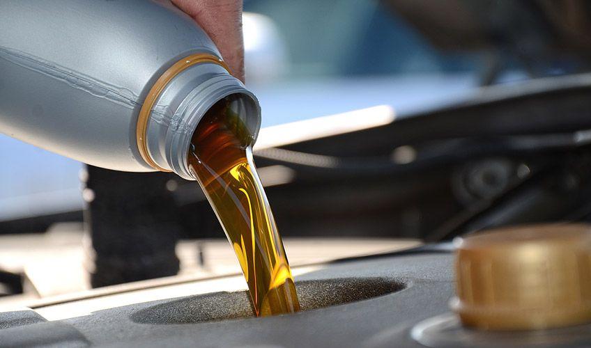 jak dobrać olej