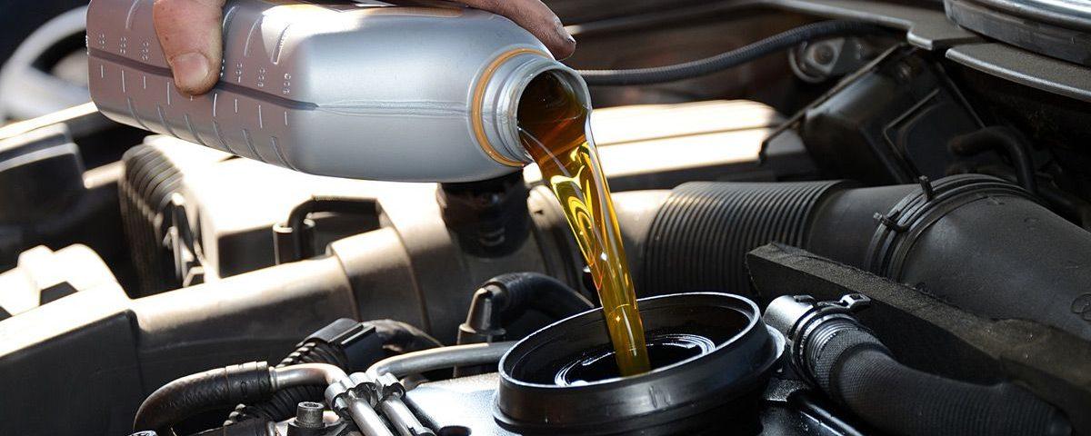 wymiana oleju i filtra oleju
