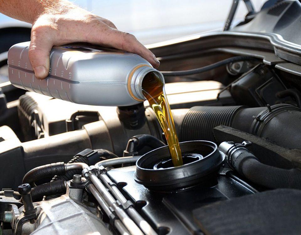 wymiana oleju silnikowego warszawa