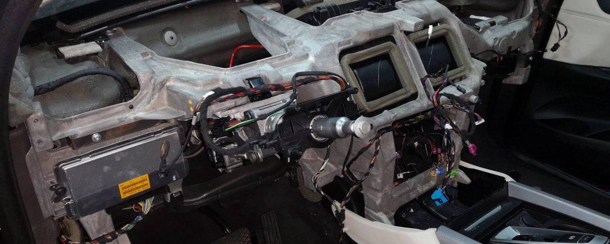 naprawa bmw x5 na warsztacie