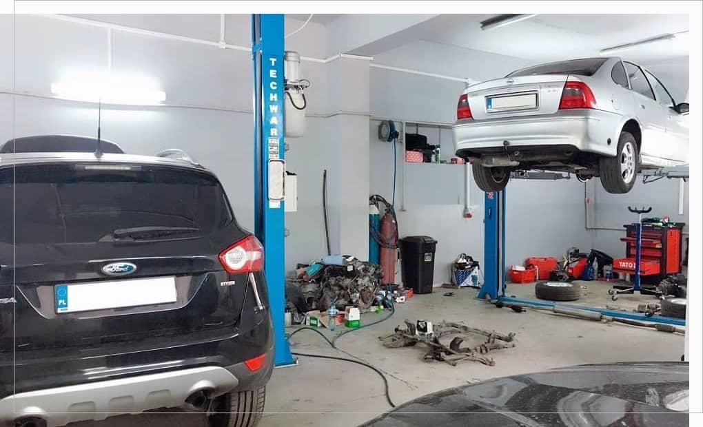 oferta mechaniki samochodowej