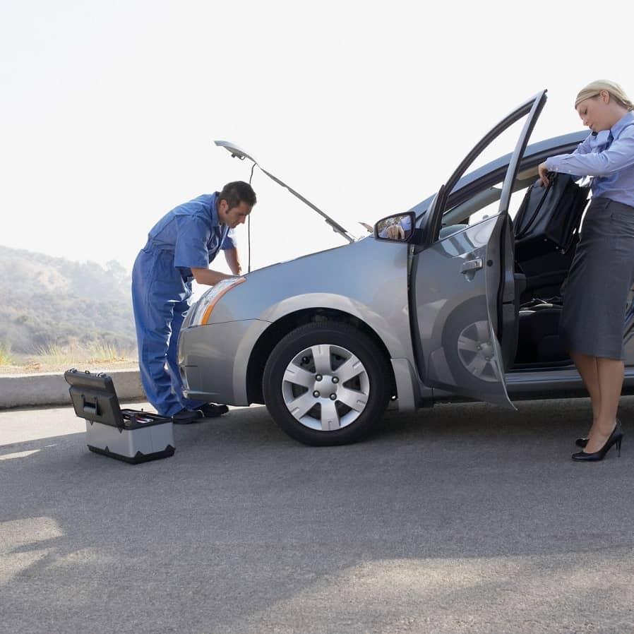 naprawa samochodu w warszawie