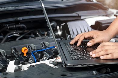diagnostyka komputerowa auta na serwisie besthol w warszawie