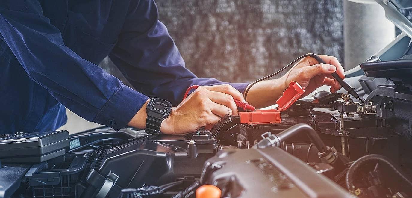elektryka samochodowa w warsztacie samochodowym besthol w warszawie