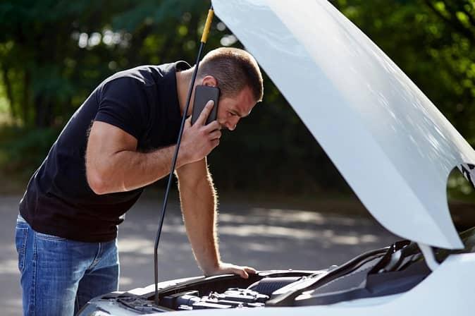awaria auta i pomoc drogowa w warszawie