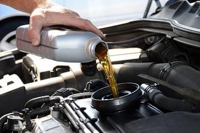 serwis olejowy w warsztacie samochodowym besthol w warszawie