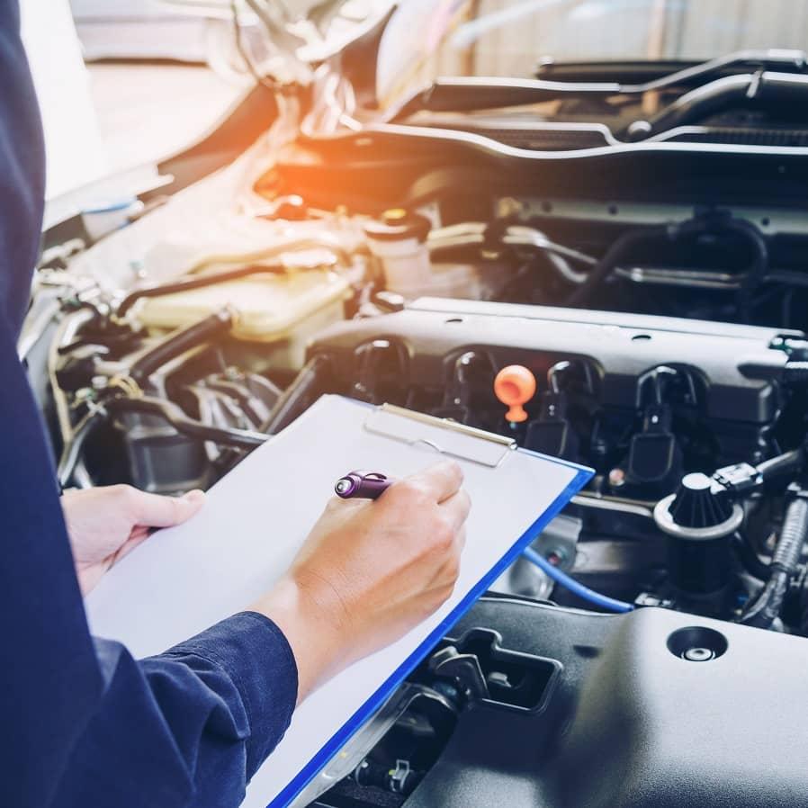 warsztat samochodowy w warszawie - naprawa mechaniki