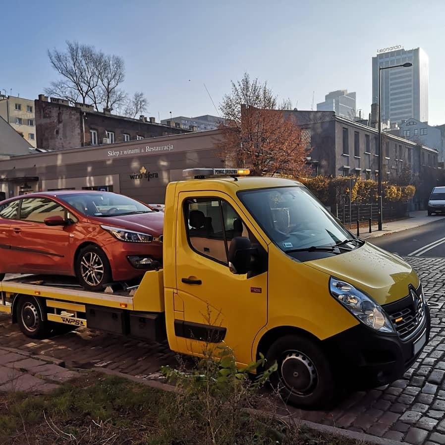 Pomoc drogowa Warszawa Bielany Besthol